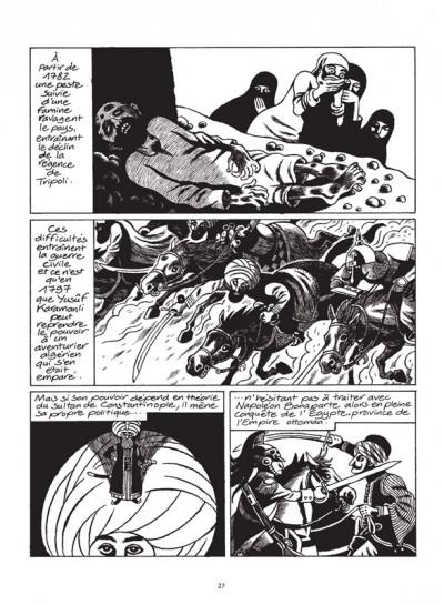 Page 3 Les meilleurs ennemis tome 1