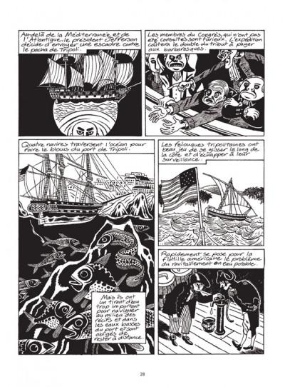 Page 4 Les meilleurs ennemis tome 1