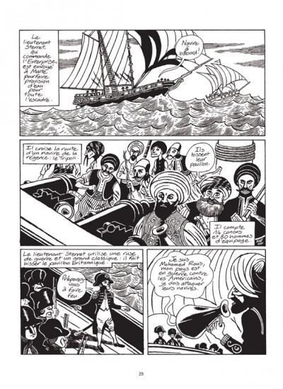 Page 5 Les meilleurs ennemis tome 1