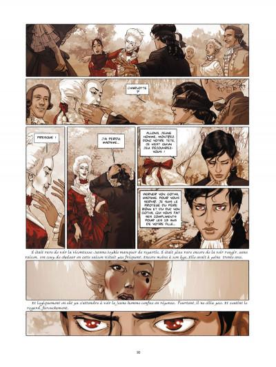Page 4 La guerre des sambre - Charlotte et Werner tome 1