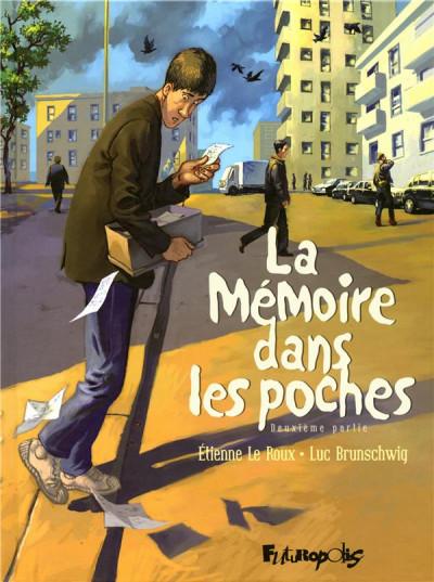 Couverture la mémoire dans les poches tome 2