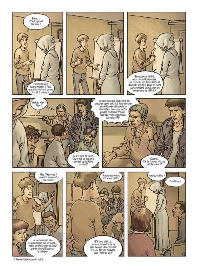 Page 2 la mémoire dans les poches tome 2