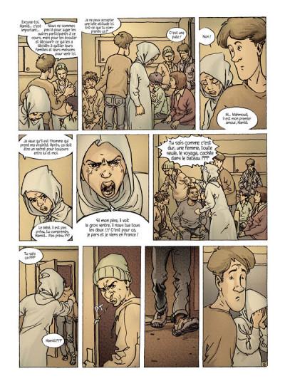 Page 5 la mémoire dans les poches tome 2