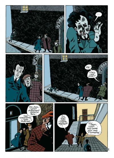 Page 2 par les chemins noirs tome 1 - les prologues