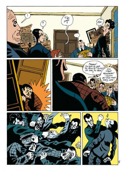 Page 5 par les chemins noirs tome 1 - les prologues