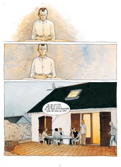 Page 1 lulu femme nue tome 1
