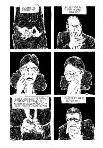 Page 5 l'accablante apathie des dimanches à rosbifs