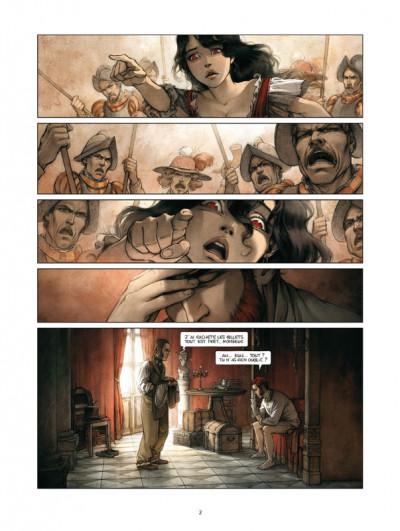 Page 2 La guerre des Sambre - Hugo et Iris tome 2