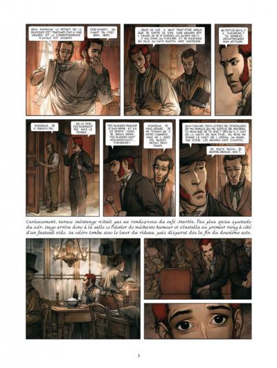 Page 3 La guerre des Sambre - Hugo et Iris tome 2