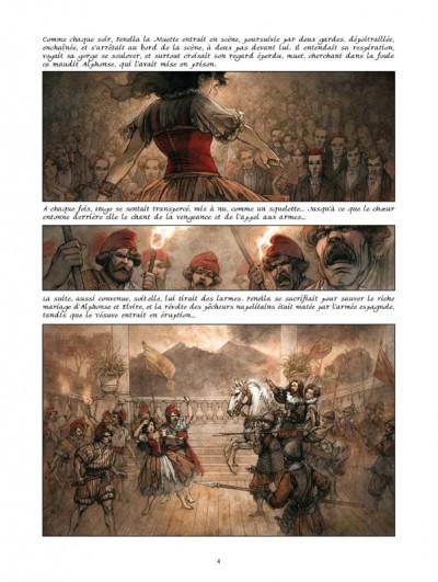 Page 4 La guerre des Sambre - Hugo et Iris tome 2