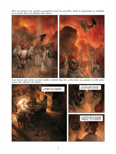 Page 5 La guerre des Sambre - Hugo et Iris tome 2