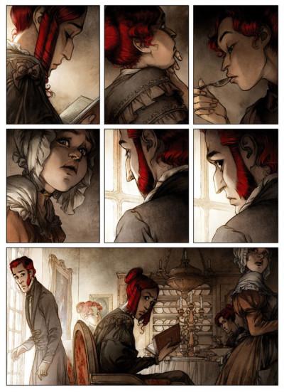 Page 2 La guerre des sambre - Hugo et Iris tome 3