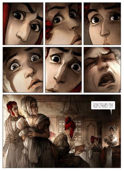 Page 3 La guerre des sambre - Hugo et Iris tome 3