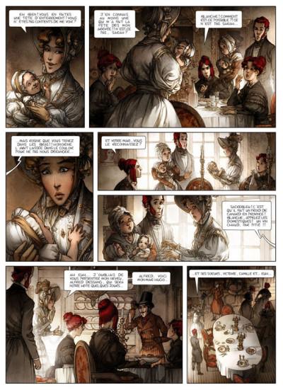 Page 4 La guerre des sambre - Hugo et Iris tome 3