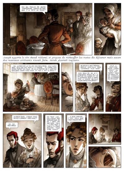 Page 5 La guerre des sambre - Hugo et Iris tome 3