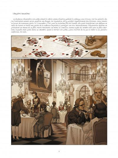 Page 1 La guerre des sambre - Werner et Charlotte tome 2