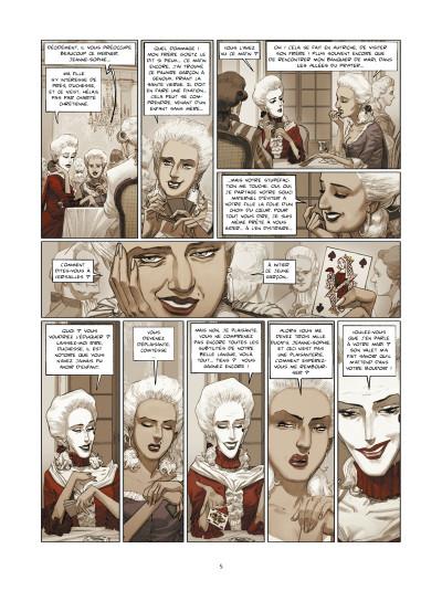 Page 3 La guerre des sambre - Werner et Charlotte tome 2