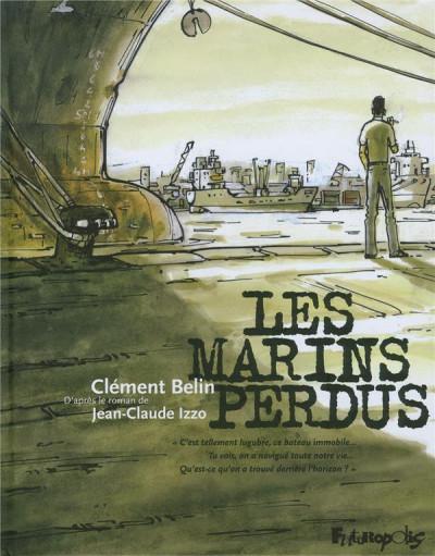 Couverture les marins perdus