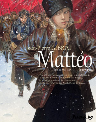 Couverture Mattéo tome 2