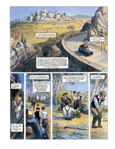 Page 5 Mattéo tome 3