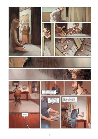 Page 3 le monde de lucie tome 2 - rester en vie...