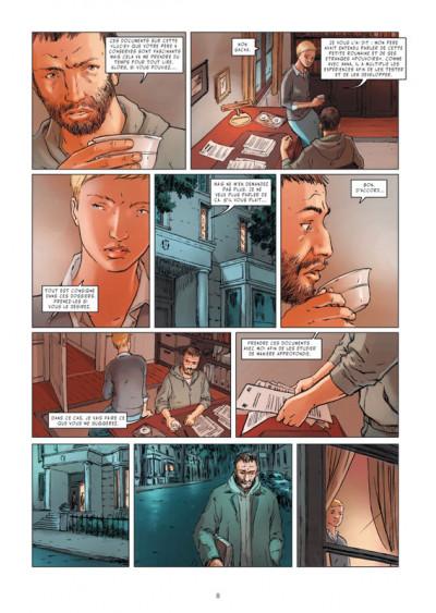Page 4 le monde de lucie tome 2 - rester en vie...