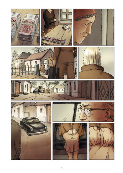 Page 5 le monde de lucie tome 2 - rester en vie...