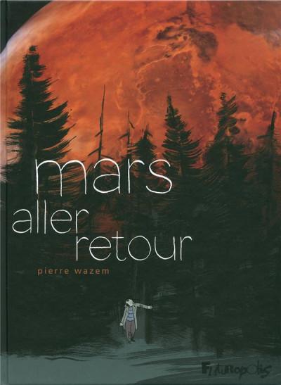 Couverture Mars aller-retour