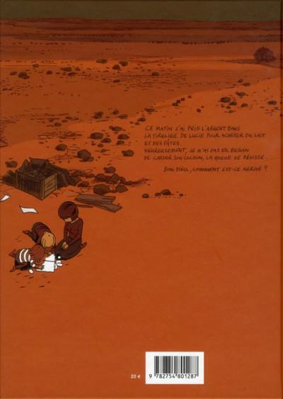 Dos Mars aller-retour