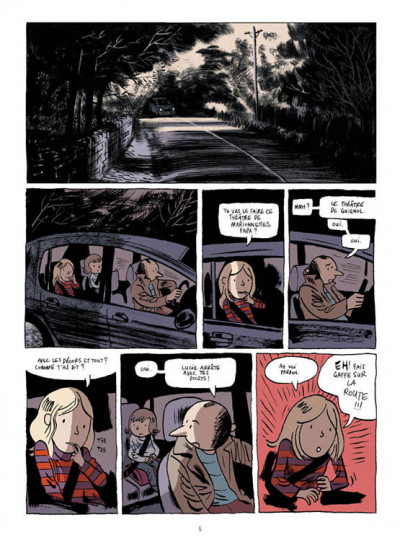 Page 1 Mars aller-retour