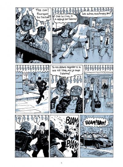 Page 3 Les Faux visages