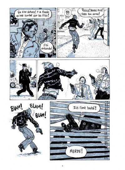 Page 4 Les Faux visages