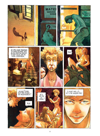 Page 4 oh, les filles ! tome 1