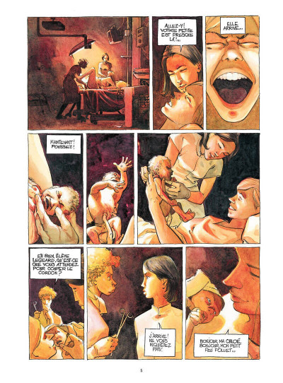 Page 5 oh, les filles ! tome 1