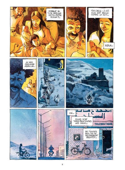 Page 8 oh, les filles ! tome 1