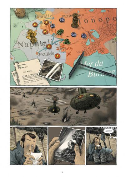 Page 1 l'idole dans la bombe tome 2