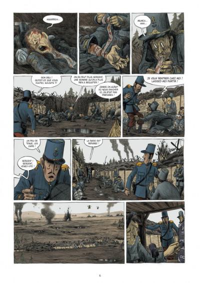 Page 2 l'idole dans la bombe tome 2
