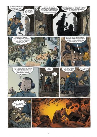 Page 3 l'idole dans la bombe tome 2