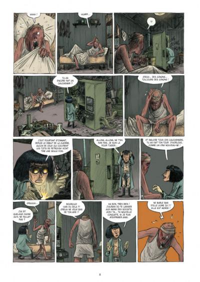 Page 4 l'idole dans la bombe tome 2
