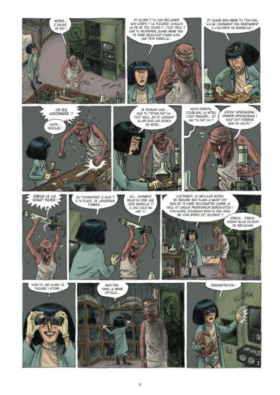 Page 5 l'idole dans la bombe tome 2