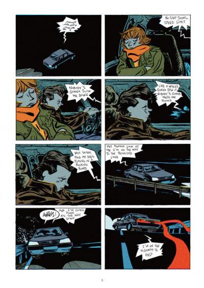 Page 1 pauline... et les loups-garous