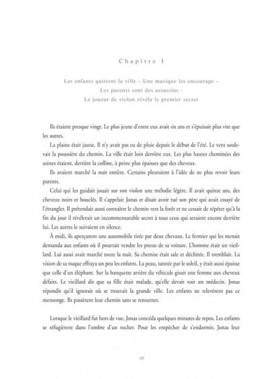 Page 1 Les Enfants pâles