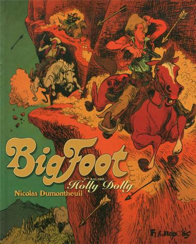 image de big foot tome 2