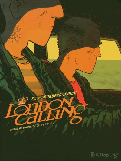 image de london calling tome 2 - coups francs
