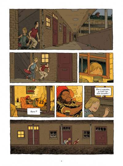 Page 2 london calling tome 2 - coups francs