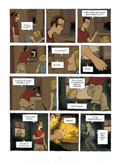 Page 3 london calling tome 2 - coups francs