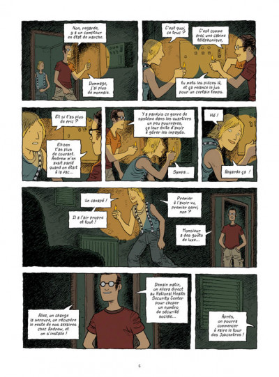 Page 4 london calling tome 2 - coups francs