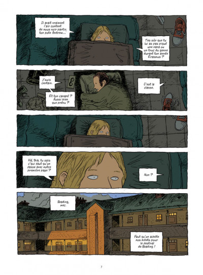 Page 5 london calling tome 2 - coups francs