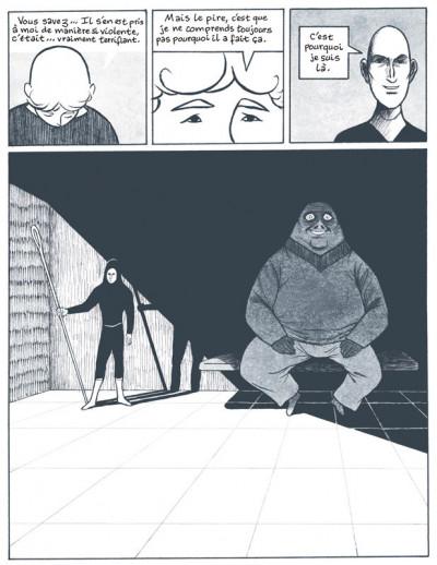 Page 5 Les derniers jours d'un immortel