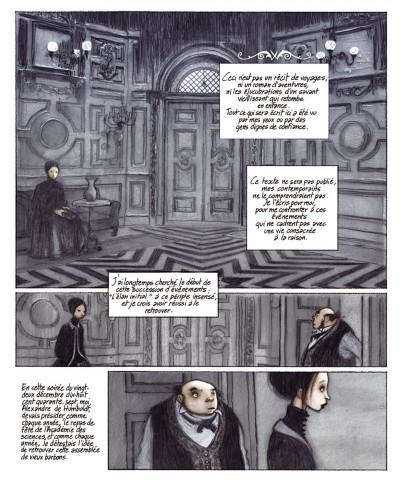 Page 1 le dernier voyage d'Alexandre de Humbolt tome 1